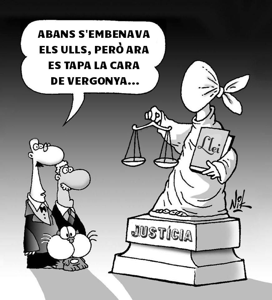 Justicia Impunitat Estartit Torroella Montgri
